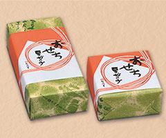信州小布施 栗菓子竹風堂 栗かの子専用 おせち掛け紙